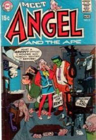 Angel and the Ape (1st Series) 1968 - 1969 #5