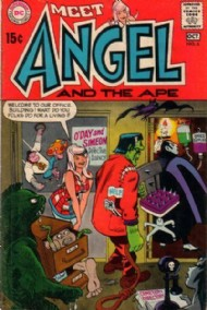 Angel and the Ape (1st Series) 1968 - 1969 #6