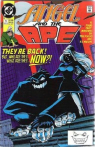 Angel and the Ape (2nd Series) 1991 #1