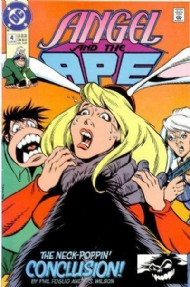 Angel and the Ape (2nd Series) 1991 #4