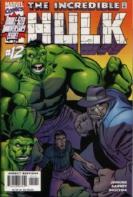Incredible Hulk (3rd Series) 2000 - 2008 #12