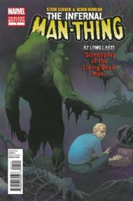 The Infernal Man-Thing 2012 #1