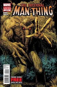 The Infernal Man-Thing 2012 #2