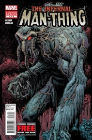 The Infernal Man-Thing 2012 #3