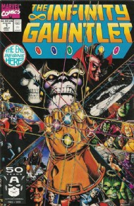 The Infinity Gauntlet 1991 #1