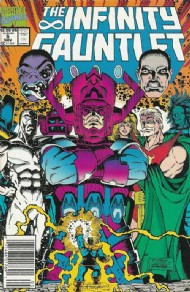 The Infinity Gauntlet 1991 #5