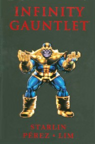 The Infinity Gauntlet 1991