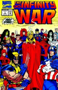 The Infinity War 1992 #1