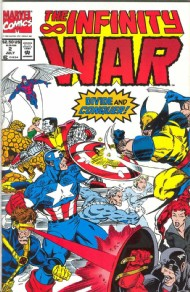 The Infinity War 1992 #2