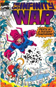The Infinity War 1992 #3