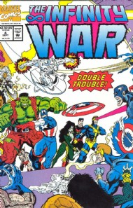 The Infinity War 1992 #4