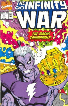 The Infinity War #6