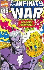 The Infinity War 1992 #6