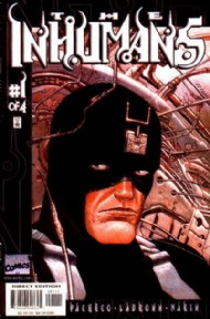 The Inhumans (3rd Series) 2000 #1
