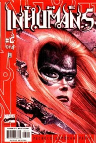 The Inhumans (3rd Series) 2000 #2