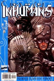 The Inhumans (3rd Series) 2000 #3