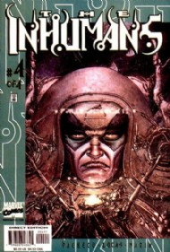The Inhumans (3rd Series) 2000 #4