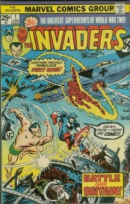 The Invaders 1975 - 1979 #1