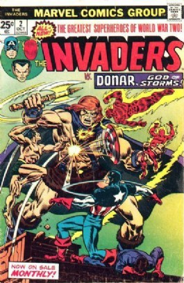 The Invaders #2
