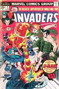 The Invaders 1975 - 1979 #4
