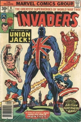 The Invaders #8