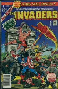 The Invaders Annual 1977 #1