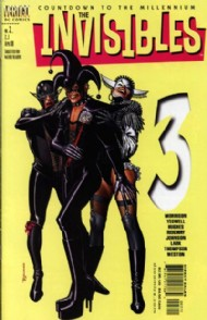 The Invisibles (Series Three) 1999 - 2000 #3