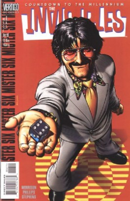 The Invisibles (Series Three) #6