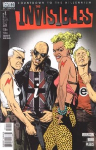 The Invisibles (Series Three) 1999 - 2000 #9