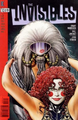 The Invisibles (Series Two) #3