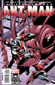 The Irredeemable Ant-Man 2006 - 2007 #4