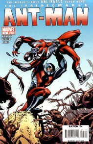 The Irredeemable Ant-Man 2006 - 2007 #5