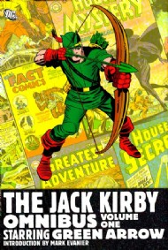 The Jack Kirby Omnibus Starring Green Arrow 2011 #1