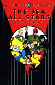 The Jsa All Stars Archives 2007 #1