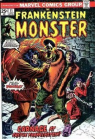 The Monster of Frankenstein 1973 - 1975 #11