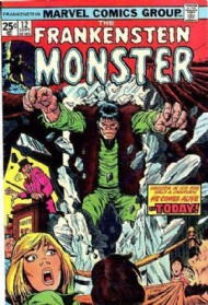 The Monster of Frankenstein 1973 - 1975 #12
