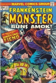 The Monster of Frankenstein 1973 - 1975 #13