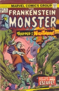 The Monster of Frankenstein 1973 - 1975 #15