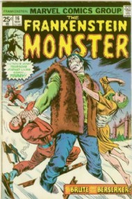 The Monster of Frankenstein 1973 - 1975 #16