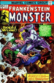 The Monster of Frankenstein 1973 - 1975 #17