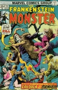 The Monster of Frankenstein 1973 - 1975 #18