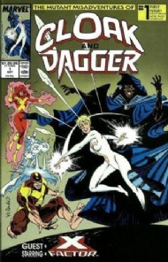 The Mutant Misadventures of Cloak and Dagger 1988 - 1991 #1