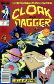 The Mutant Misadventures of Cloak and Dagger 1988 - 1991 #2