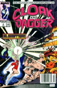 The Mutant Misadventures of Cloak and Dagger 1988 - 1991 #3