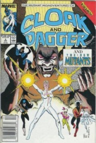 The Mutant Misadventures of Cloak and Dagger 1988 - 1991 #4