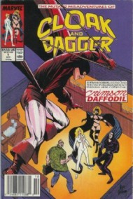 The Mutant Misadventures of Cloak and Dagger 1988 - 1991 #7