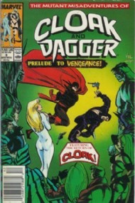 The Mutant Misadventures of Cloak and Dagger 1988 - 1991 #8