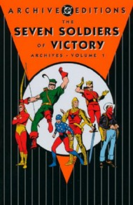 The Seven Soldiers of Victory Archives  #1