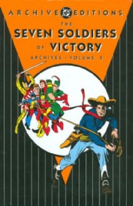 The Seven Soldiers of Victory Archives  #2