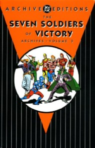The Seven Soldiers of Victory Archives  #3
